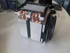 Dynatron B14 heatsink Intel Socket FCLGA3647 Square ILM active CPU cooler