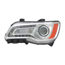 Headlight Assembly-Capa Certified Left TYC 20-9218-00-9 fits 11-14 Chrysler 300