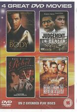 4-1 The Body - Judgement in Berlin - Rebel - Return from River Kwai DVD