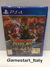DRAGON QUEST HEROES II 2 EXPLORER'S EDITION PS4 PAL NUOVO SIGILLATO NEW SEALED