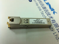 J8177C 1000Base-T SFP RJ45 100m Transceiver (Compatible with HP)