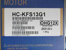 MITSUBISHI SERVO MOTOR HC-KFS13G1 1/12 FREE EXPEDITED shipping HCKFS13G1112 NEW