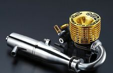 O.S SPEED B2101 Gold Edition W/ T-2090SC  Limited edition, 1A207