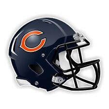 Chicago Bears Football Helmet Decal / Sticker Die cut