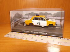LADA 1500 1:43 THE LIVING DAYLIGHTS JAMES BOND 007 CAR