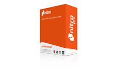 Nitro Pro 13 PDF Reader & Editor Lifetime license ||  version  for   Windows