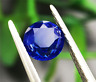 TOP QUALITY 5mm ROYAL BLUE SAPPHIRE UNHEATED AAAAA+ ROUND CUT LOOSE GEMSTONE