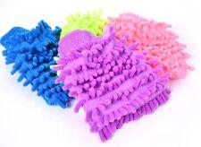 Chenille Microfiber Car Kitchen Household Washing Towel  Glove Cloth Mitt