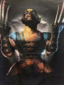 Wolverine T-Shirt XL X-Large Black New X-Men