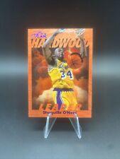 "1997-98 Flair ""Hardwood Leader"" -  Shaquille O'Neal #13 - HOF Insert PSA Ready"