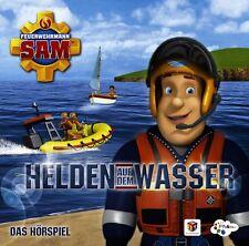 Feuerwehrmann Sam: Helden Auf Dem Wasser - CD - Hörspiel - *NEU*