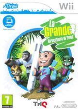 La Grande Avventura Di Dood - uDraw  - Nintendo WII