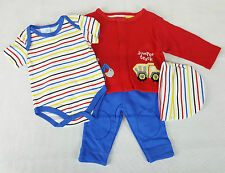 Rockabye-Baby Embroidered Clothing (0-24 Months) for Boys