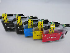 5PK LC103 BK C M Y XL Ink Cartridge for Brother MFC-J6920DW MFCJ650DW MFC-J870DW