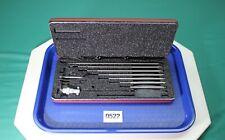 Starrett Inside Micrometer No124 B Machinist Cnc 124b Vg Condition Cnc 522