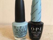 Opi Gelcolor+ Matching Gel Polish Sailing & Nail-Ing (Nl R70/Gc R70)
