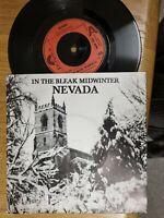 "Nevada – In The Bleak Midwinter Original 7"" Vinyl Record"