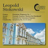 Leopold Stokowski (conductor) - Leopold Stokowski conducts recordings [CD]