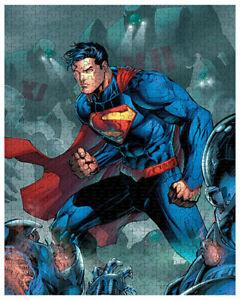Licensed Puzzle 1000pcs DC Comics Superman Jigsaw Puzzle