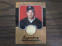 2001 Upper Deck Legends Mike Piazza Bat Card (B101) New York Mets