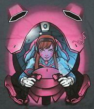 """""""Nerf das! """"D. VA Video mech Game Shooter Damen XXXL Shirt TeeFury"""
