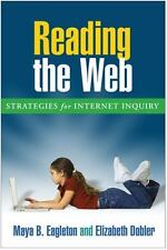 Solving Problems in the Teaching of Literacy: Reading the Web : Strategies for …