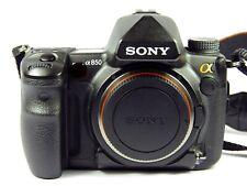 Sony DSLR-A850 SLR-Digitalkamera, Vollformat CMOS, 24 MP, 17764 counter