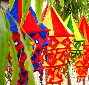 Lanterns Lampshades Boho style Hangings Home Decor Diwali Lamp Hippie Chandel