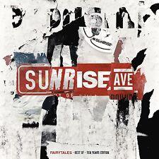 SUNRISE AVENUE - FAIRYTALES: BEST OF - TEN YEARS EDITION   CD NEU