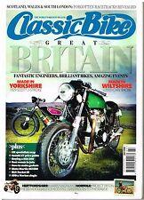 Classic Bike July 2008 Scott Moto Martin GS1000 B50 Harris GT250 X7 Maudsley