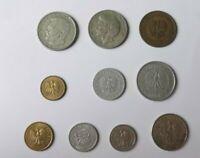 Lote Monedas Polonia 1949 - 1998