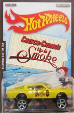 Hot Wheels CUSTOM 1971 BUICK RIVIERA  Cheech & Chong Real Riders 1/5 Made!