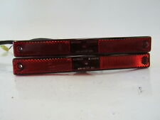 1995 Lotus Esprit S4 light set, rear bumper side marker red A082M6S81F A082M6580