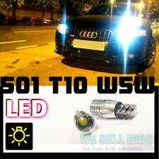 501 W5W GEN3 CANBUS 5W CREE SMD LED BULBS - WHITE T10 SIDE PARKING AUDI VW BMW