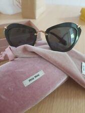 89a64847ee96 Miu Miu 140 mm - 150 mm Temple Sunglasses for Women for sale   eBay
