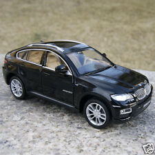 BMW X6 Alloy Diecast Car Model 1:32 Collection Gift Sound & Light Black Color