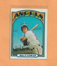 BILLY COWAN  TOPPS 1972  CARD # 19