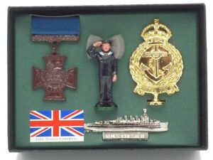 W Britain 8929 Premier Series Heroes John Travers Cornwell Victoria Cross Hero