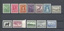 NEWFOUNDLAND 1932 SG 209/220 MNH Cat £85