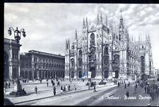 MILANO - PIAZZA DUOMO - V1948