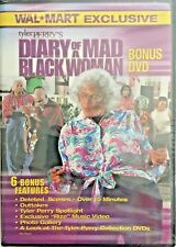 Diary of a Mad Black Woman Widescreen Edition Plus SEALED BONUS DVD