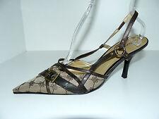 Graceland Damenschuhe mit sehr hohem Absatz (größer als 8 cm) aus Textil