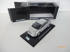 1:43 MINICHAMPS TOYOTA Avensis Limousine New In OVP BY TOYS EDE