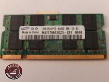 Compaq Presario CQ60 Samsung 2GB 2Rx8 PC2-6400s RAM Memory M470T566QZ3-CF7