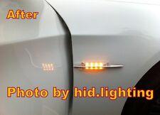 BMW M LED Clear Side Marker Lights Turn Signals E82 E88 E60 E61 E90 E91 E92 E93