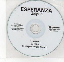 (DV561) Esperanza, Jaipur - 2011 DJ CD