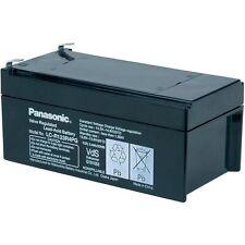 Panasonic Blei-Akku Vlies 12V / 3,4Ah  LC-R123R4PG Faston 4,8  , VDS