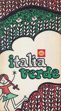 Italia verde Shell - 1970 - Shell Italiana - RARA REPERIBILITÀ