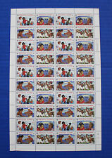 Marshall Islands (#78-81) 1985 International Youth Year MNH sheet