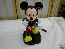 Mickey Mouse Novelty Phone, New - No Box - Display Unit